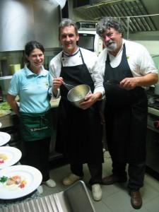 Simona, Maurizio e Amelio