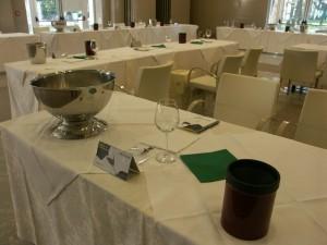 Terre di Toscana: il tavolo