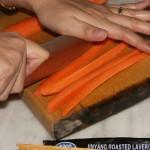 Bastoncini di carota
