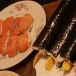 Kim-bab e sushi