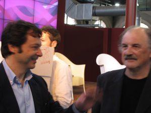 Fabio Rizzari ed Ernesto Gentili
