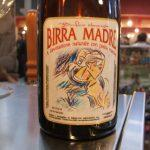 Bottiglia di Birra Madre