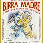 L'etichetta della Birra Madre