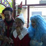 Lucignolo, Pinocchio, la Fata Turchina