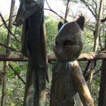 Il Gatto e la Volpe, di Pietro Consagra