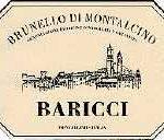 Brunello di Montalcino - baricci