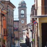 Via Roma a Mondaino