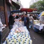 Mercato arabo a Belleville