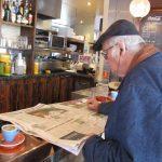 Café in Boulevard Sebastopoli