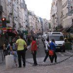 Rue Faubourg Saint-Denis