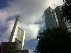 Francoforte skyline