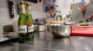 Birre in cucina