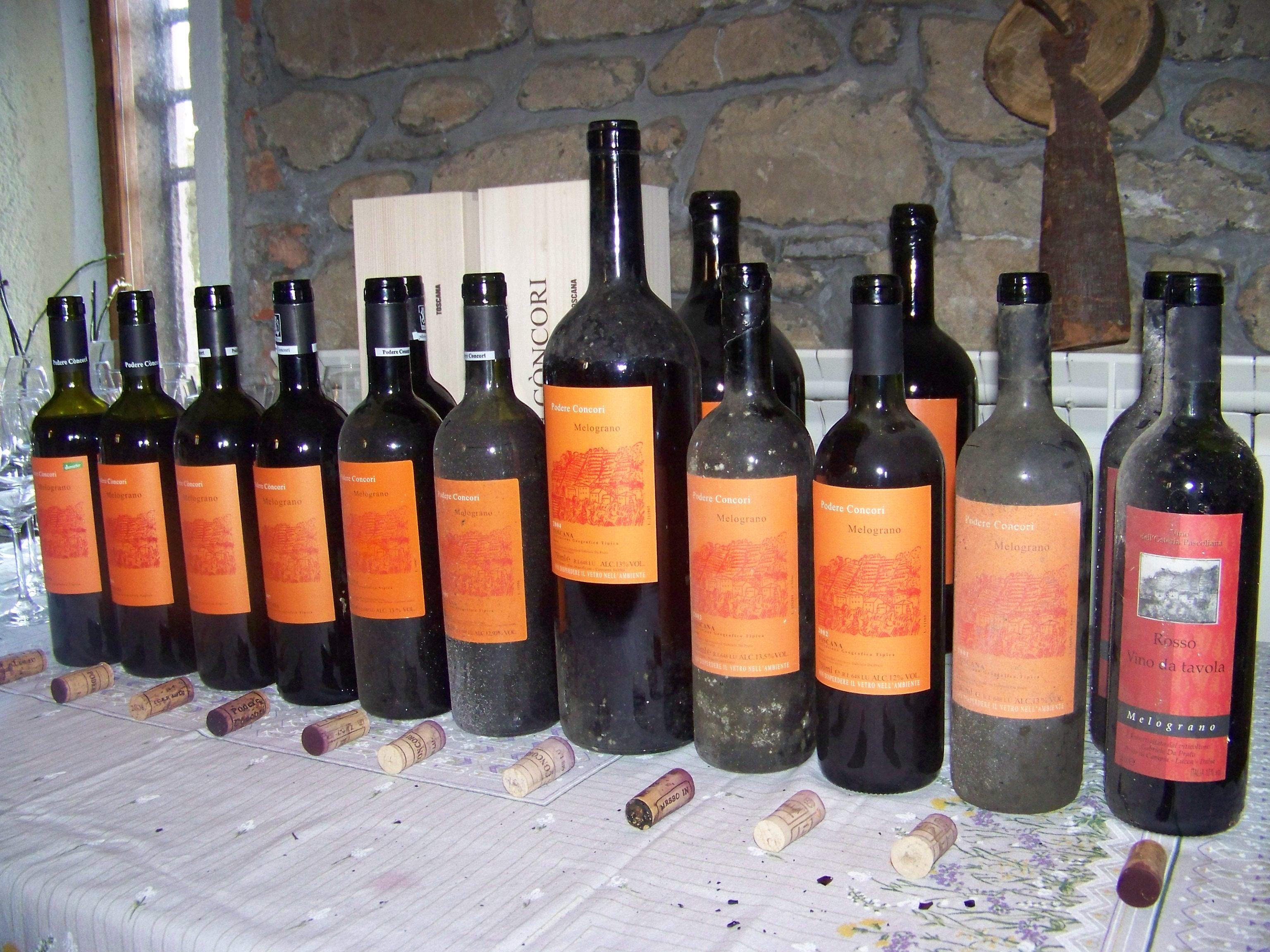 bottiglie Melograno_verticale