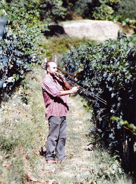 Gabriele Da Prato e il suo trombone