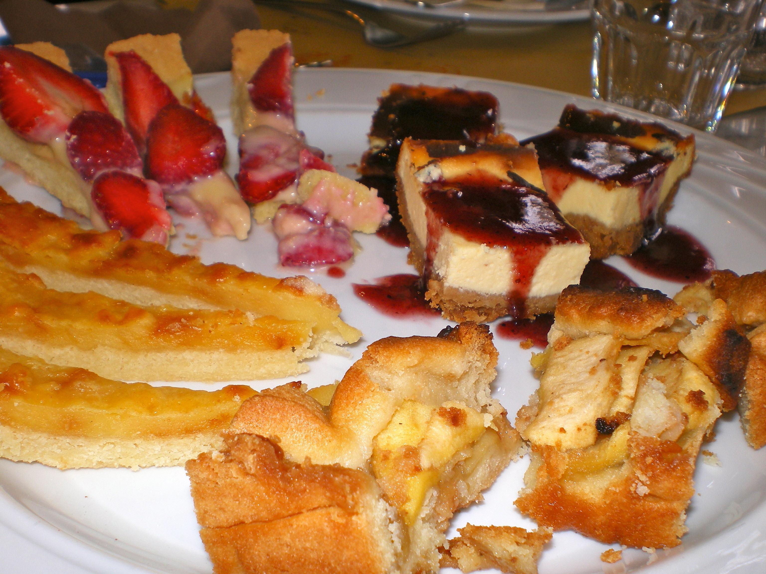 I dolci fatti in casa famose ricette da tutto il mondo - Faretti in casa ...