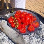 I pomodori di Entiana Osmenzela