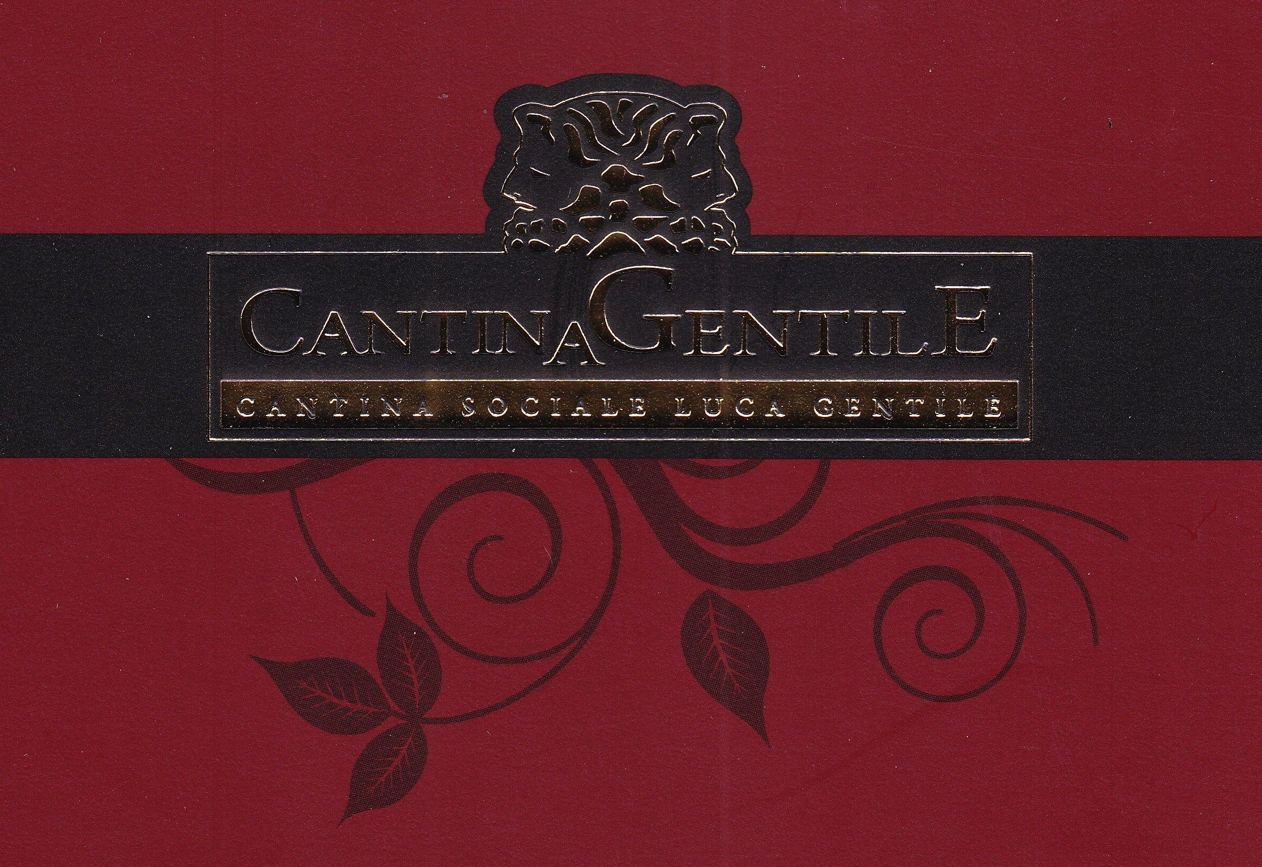 Cantine Gentile_logo
