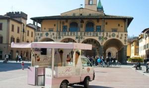 Flò di resti ad Arezzo