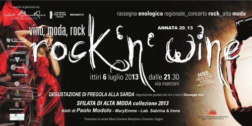 Rock'n'wine 2013