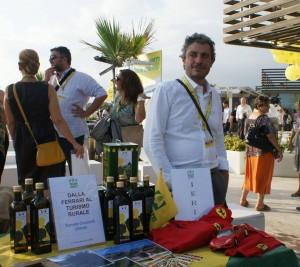 Daniele Grandolfi, l'ingegnere che lavorava alla Ferrari