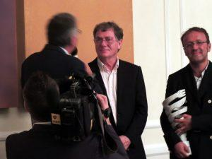 Romano Franceschini, premio alla carriera