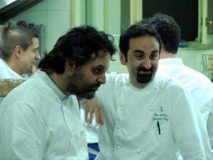 Marco Stabile e Vito Mollica