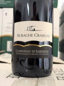 Cannonau Nuraghe Crabioni