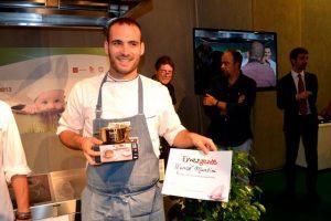 Marco Martini miglior chef emergente per il centro Italia