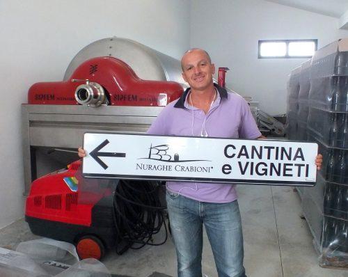 Maurizio Seghene Nuraghe Crabioni