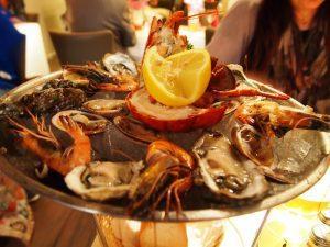 gran piatto di mare