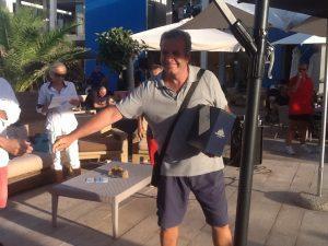 Riccardo Novi, terzo classificato