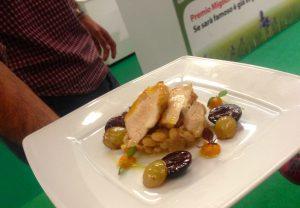 pollo del Valdarno e fagiolo Zolfino di Nello Cassese