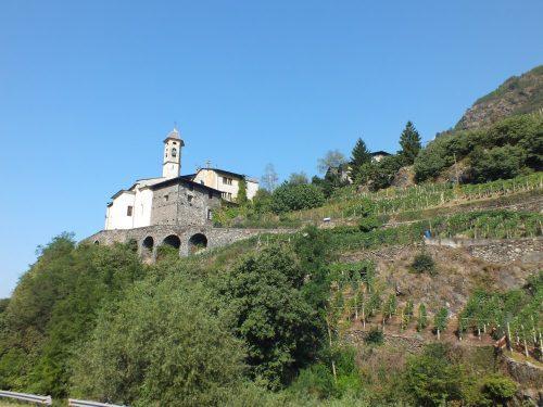 santuario Madonna della Sassella