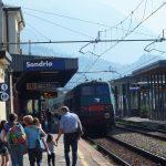 stazione di Sondrio