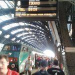 treno per Sondrio