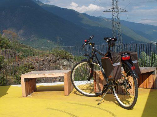 Valtellina vigne+ bici