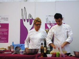 Beatrice Segoni e Luca Costelli