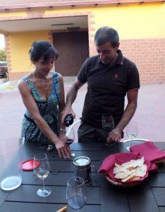 Margherita e Gavino Deriu