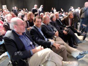 Autori della guida Vini d'Italia: Fernando Pardini, Fabio Rizzari, Giampaolo Gravina, Ernesto Gentili