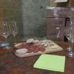 Bresaola, formaggio e pane di segale