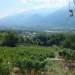 Vigna Boffalora, la teleferica
