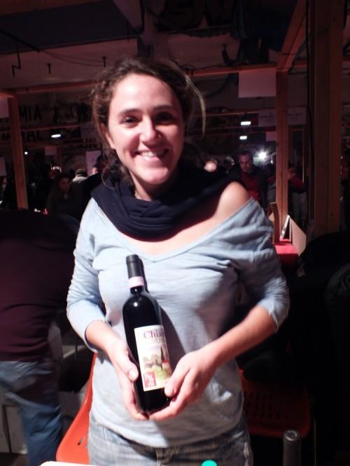 Claudia - Paterna vino