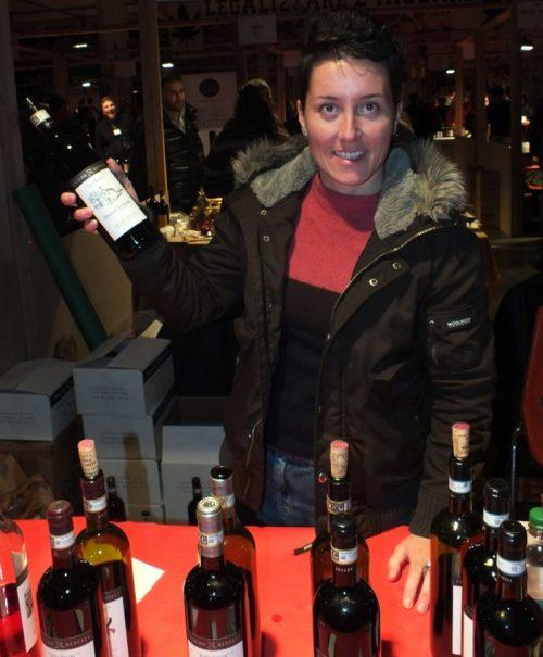 Claudia Revelli vino