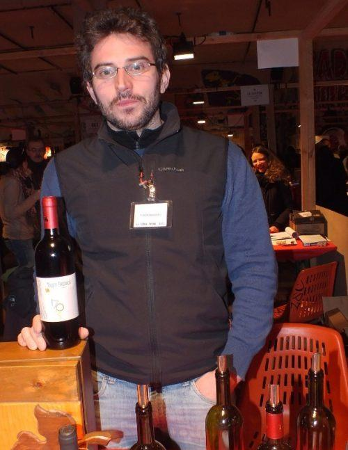 Enrico Togni viticoltore