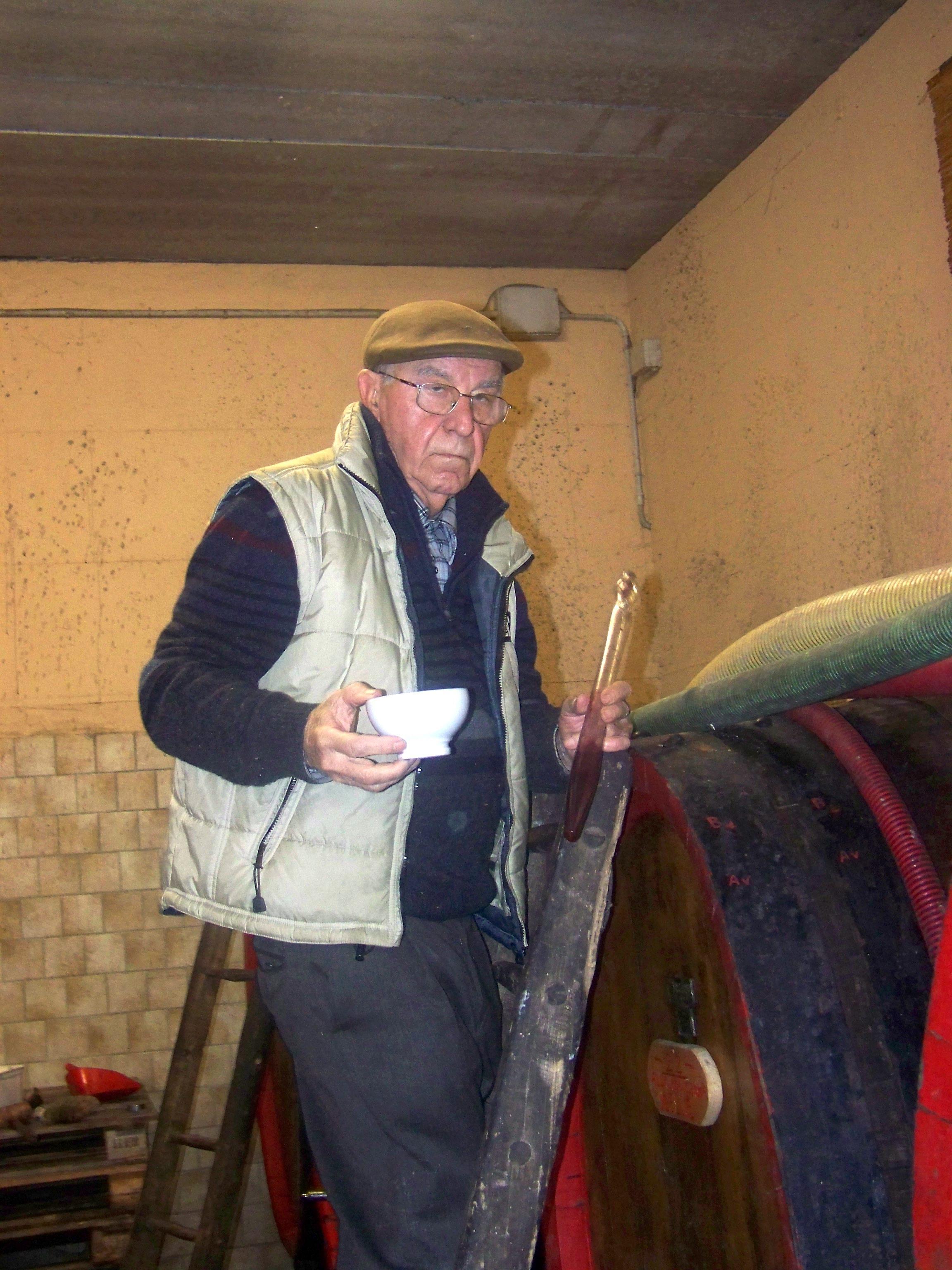 Lino Maga spilla il Barbacarlo 2013