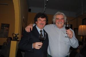 Stefano Ponzanelli e Rinaldo Pasolini di La Brocca