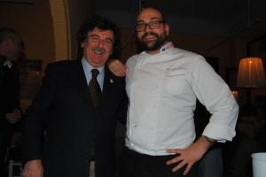 Tommaso Ponzanelli e Roberto Diena