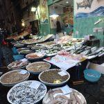 Napoli, via Pignasecca: pescheria