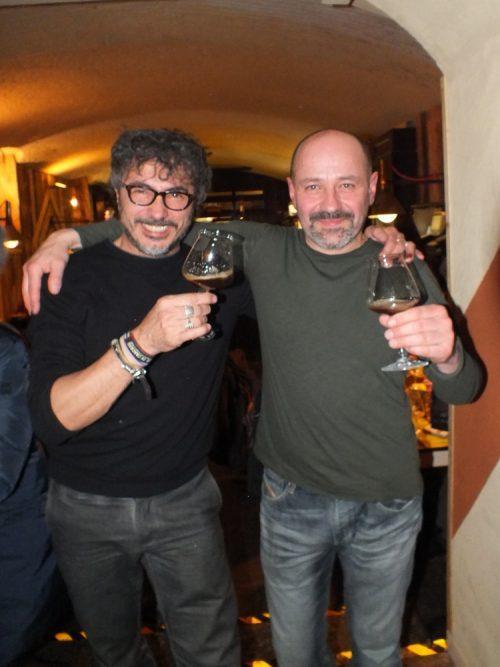 Teo Musso Agostino Arioli