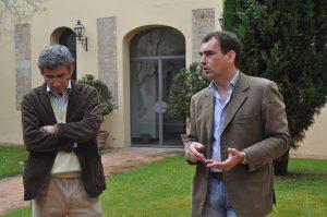 Giorgio Marone e Filippo Gaslini